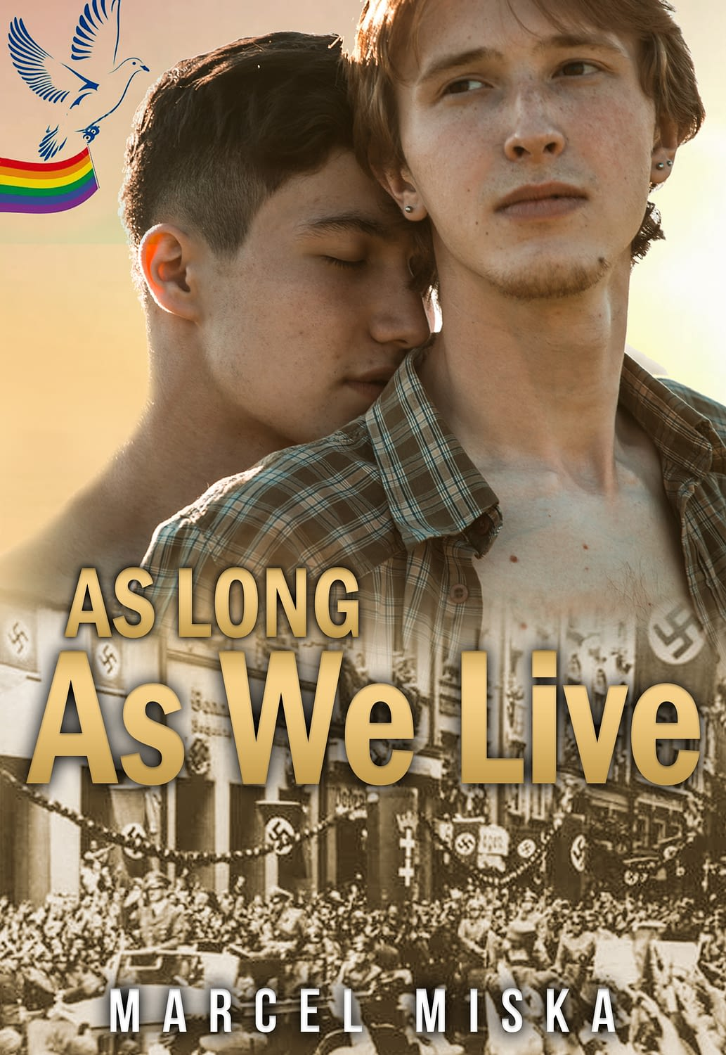 As Long As We Live Book Cover