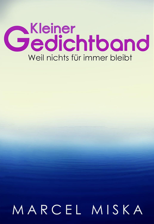 Kleiner Gedichtband Book Cover