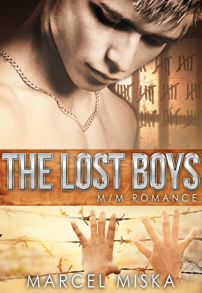 The Lost Boys Book Cover