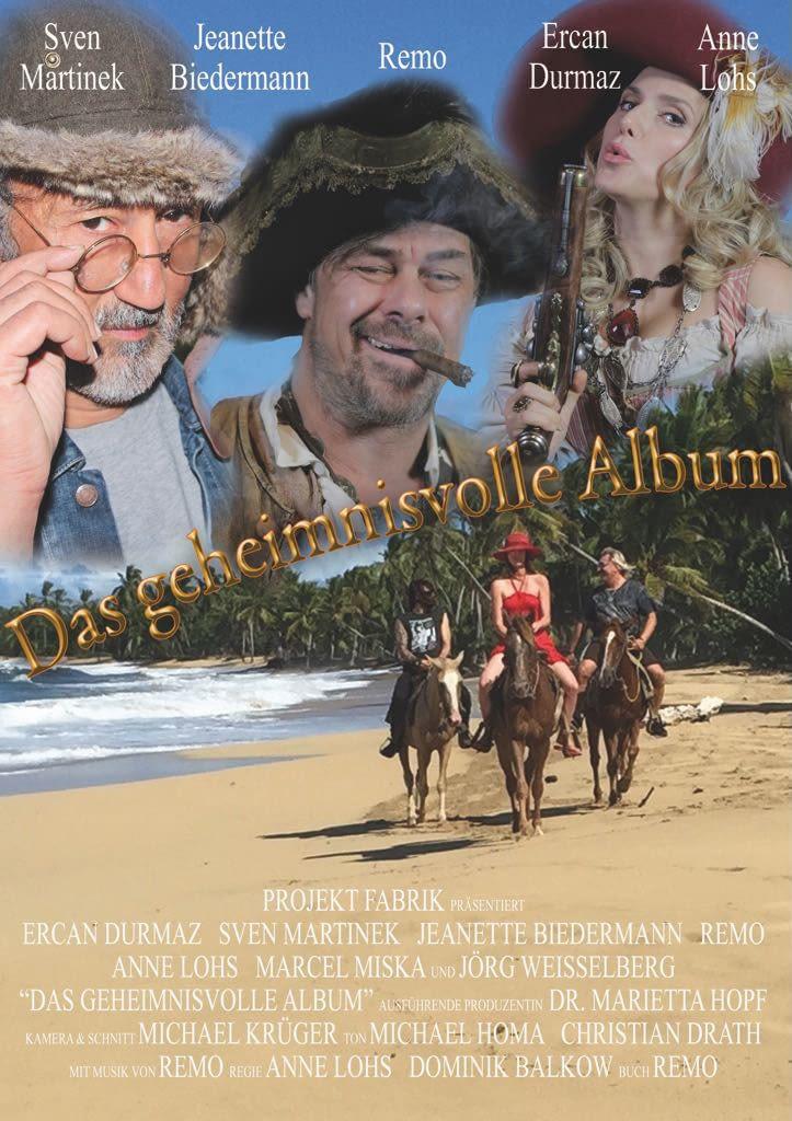 Das Geheimnisvolle Album Cover